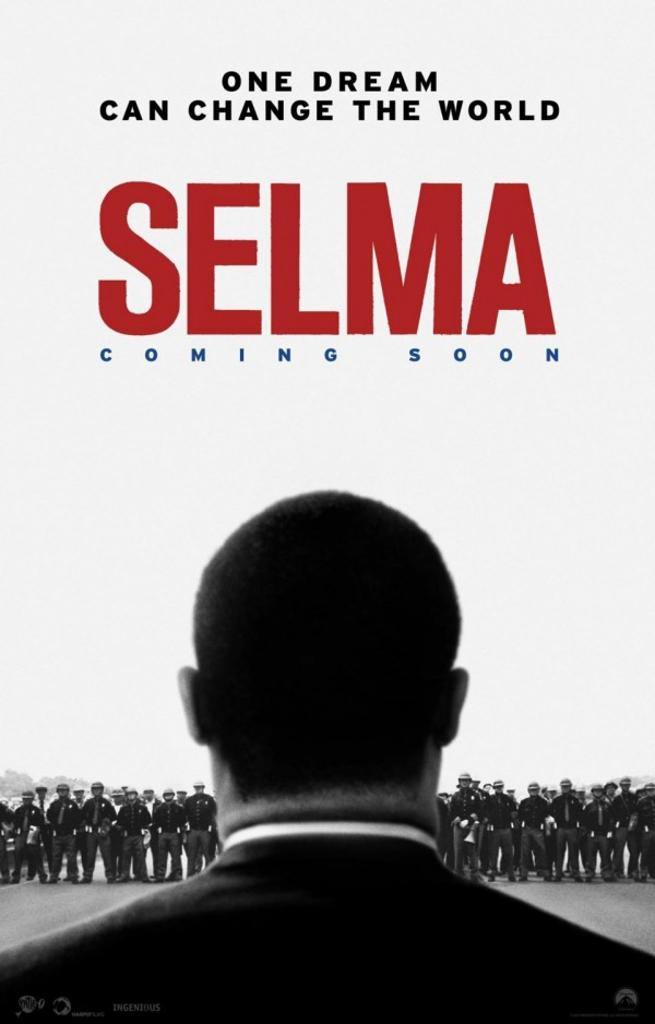 Selma poster - med