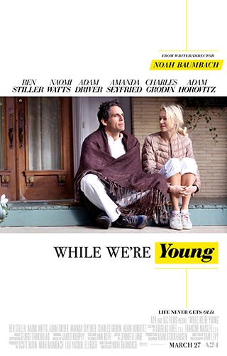 While We're Young - poster